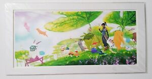 The Legend of Korra special Crew edition art print #41/75 Korra's Spirit Parade
