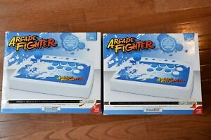 ONE (x1) DreamGear Arcade Fighter Joystick for Nintendo WiiNEW FACTORY SEALED