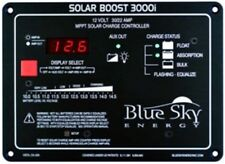 Blue Sky, Solar Boost 3000I, MPPT Solar Charge Controller, 30A, 12V