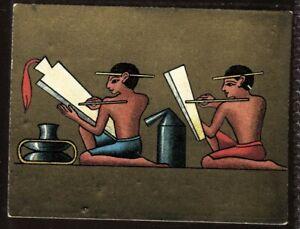 Tobacco Card, Cavanders, ANCIENT EGYPT, 1928, Large, #11