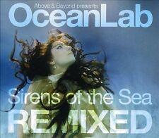 Sirens of the Sea: Remixed * by Oceanlab (CD, Jun-2009, 2 Discs, Anjunabeats...