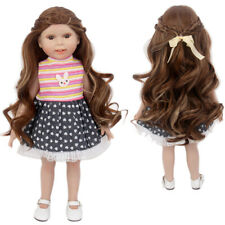 Kemper Originals Fairy Doll Wig Size 1-2 Pink Curly Doll Hair NEW