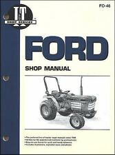 Ford New Holland 1120 1220 1320 1520 Tractor Service Repair Work shop Manual