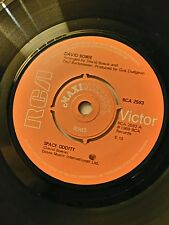 "David Bowie 'Space Oddity' Vinyl Single 7"""
