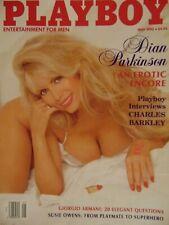 Playboy May 1993 | Dian Parkinson Elkr Jeinsen Susie Owens   #2692+