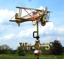 More details for bi plane copper weathervane