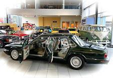 *BRITISCHER LUXUS * Daimler V8 Jaguar XJ 4.0 Youngtimer im Oldtimer Museum