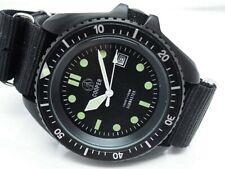 COOPER SUBMASTER 300m PVD SAS SBS MILITARY DIVERS WATCH