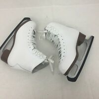 Glacier By Jackson  520 Women's Shoes Size 4 Boot Figure Ice Skates Skating