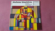 Anton Bruckner-Sinfonía nº 6, a-Dur, 2 LP, eterna 820 540-541, 1966