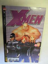 """X-Men Numéro 71 de Décembre 2002 """"Soupçons"""" /Panini Comics"""