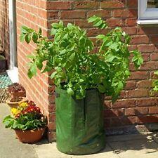 Gardman Plastic Flower & Plant Grow bags Boxes