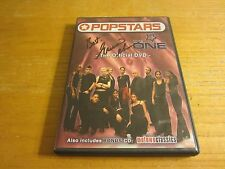"""Erica Ehm Actress/Musician Autographed Signed DVD Cover """"Popstars-The One"""""""
