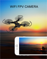 Drone Foldable Selfie Drone with Wide Angle 0.3MP/2MP HD Camera Mini Drone