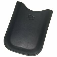 Blackberry 9000 Bold Leather Pouch - Black - HDW-16000-002