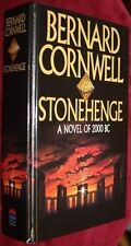 Stonehenge: A Novel of 2000BC,Bernard Cornwell