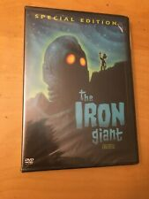 The Iron Giant Special Edition Dvd, New / Sealed, Brad Bird Film