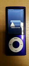 Apple ipod nano 5th génération violet (16GB)