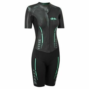 dhb Aeron Women's SwimRun Wetsuit 2.0 - Medium