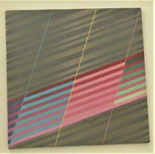 LORENZO PIEMONTI - ACRILICO SU TELA 50x50 - 1986