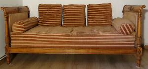 Lit de repos canapé de style Directoire