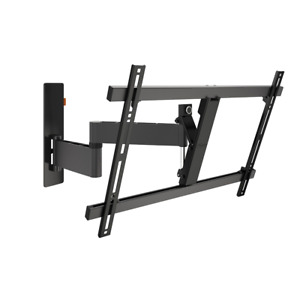 """New Vogels WALL3345 Full-Motion TV Wall Mount for up to 65"""" TV'S  30KG  - BLACK"""