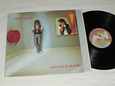ROBERT PLANT Pictures At Eleven LP 1982 Swan Song Records Canada LED ZEPPELIN VG