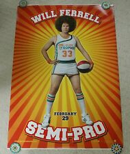 SEMI PRO 4X6 BUS SHELTER DS MOVIE POSTER NEW HUGE
