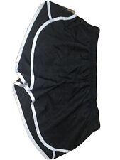 Athletic Works Size 2x(20) Black Athletic Running Shorts