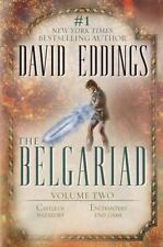 The Belgariad Ser.: The Belgariad Volume 2 Vol. 2 : Volume Two: Castle of Wizardry, Enchanters' End Game by David Eddings (2002, Trade Paperback)