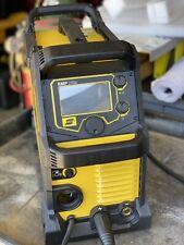 Esab Rebel Emp 215ic Welder Spoolgun And Foot Control 0558102240