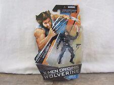 Hasbro X-Men Origins Wolverine  - Strike Mission Wolverine  NOC  (816DJ75) 84340