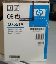 Genuine HP 51a LaserJet Black Toner Cartridge Q7551A