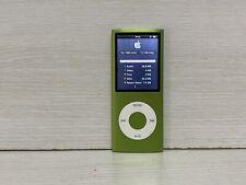 apple ipod modello a1285 8 gb usato colore verde 4°generazione