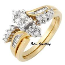 US$2849 Gorgeous Engagement Wedding 0.55ctw Eye Clean Diamond 14K Gold 80% OFF