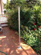 Palo di sostegno universale per generatore eolico asse verticale e  orizzontale