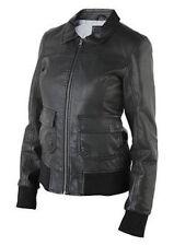 Nixon Rider Faux Leather Jacket - Women's Black, L  *New*  Large