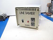 Shape Magnetronics LINE TAMER CLT-1000-AAA 8.3 Amp Power Conditioner Regulator
