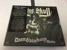 Viking Skull: Doom Gloom Heartache and Whiskey (CD) NEW & SEALED