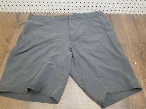 Nike Men's Flex Hybrid Golf Shorts, Charcoal/Dark Grey, 38 - New with Defect