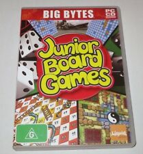 Junior Board Games - PC, 2006 - ede