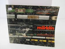 Märklin Katalog 1979 WT7863