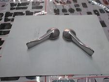coppia maniglie apri porta fiat 500 / 600 prima serie in alluminio