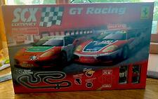 2009SCX Compact GT RACING Ferrari Car Slot Track Box Set 1:43 Target Exclusive