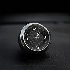 Car Dashboard Airoutlet Vent Quartz Watch Clock fit For Mercedes Benz GLC C AMG