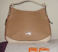 NEW FOLLI FOLLIE LEATHER WOMEN'S HANDBAG  size M L
