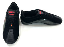 Puma Shoes Kraftek SF Ferrari Blackraven Blackrosso Red Sneakers Size 7.5