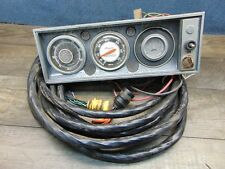 OMC Complete Wiring Harness 21 Foot Plus Gauges And Dash