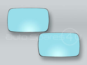 Heated Door Mirror Glass and Backing PAIR fits 1988-1998 BMW 3-Series E30 E36