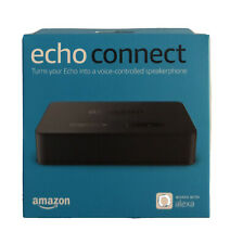 New Amazon Echo Connect Works With Alexa - Brand New In Box